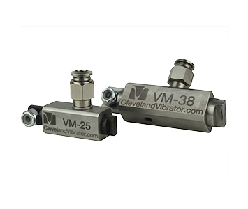 VM - Miniature Air Piston Vibrators Cleveland